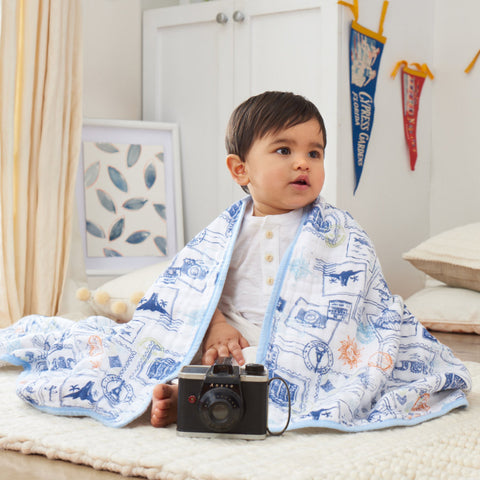 Coperta Dream Blanket - Warrior Finn