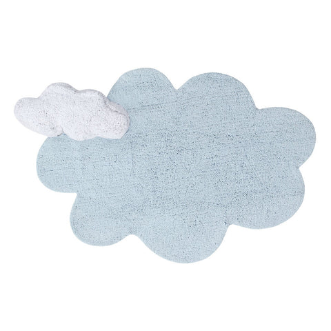 Tappeto Puffy Dream Blue