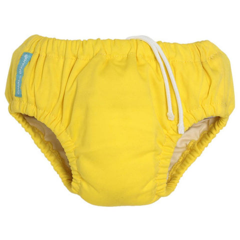 Costume e Mutandina Trainer 2 in 1 - Giallo