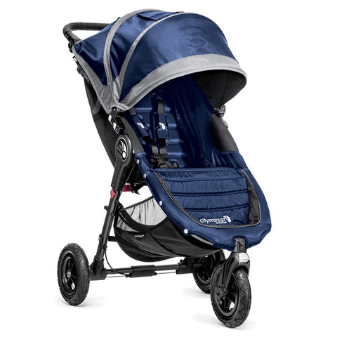 Passeggino City Mini GT - Cobalt/Gray