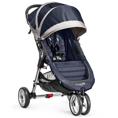 Passeggino City Mini 3 - Navy Blue/Gray