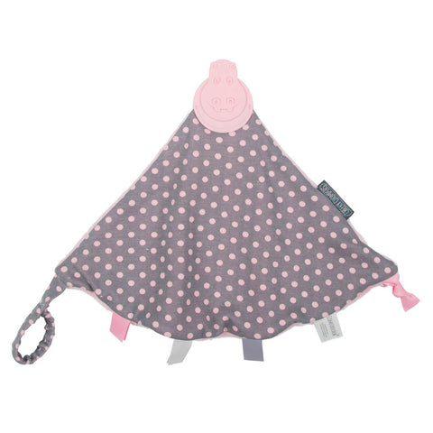 Comforter con Massaggiagengive - Polka Dot Pink