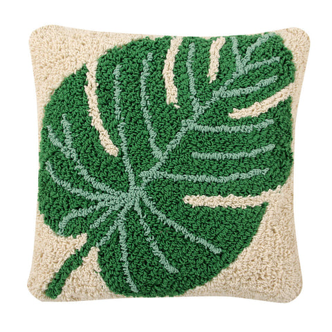 Cuscino Monstera
