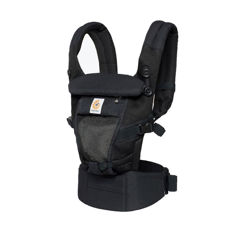 Marsupio Ergobaby Adapt Cool Air Mesh - Onyx Black