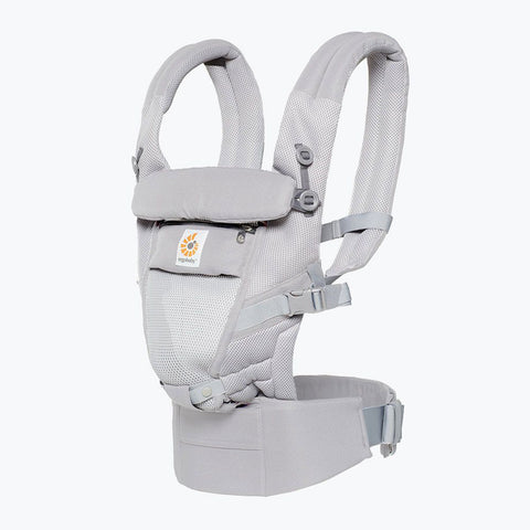Marsupio Ergobaby Adapt Cool Air Mesh - Pearl Grey