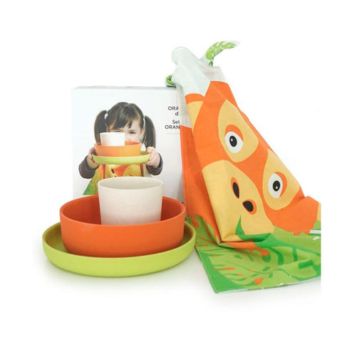 Limited Edition - Biobu - Set Pappa - Orango