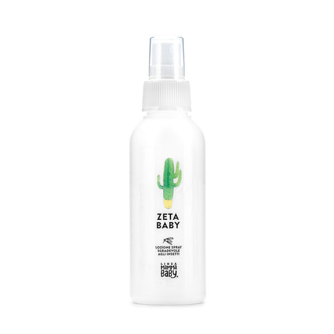 Zeta baby Lozione Spray Anti Insetti - 100 ml