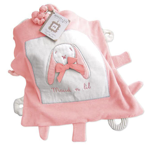 Doudou Play Blanket in Cotone Bio - Rosa