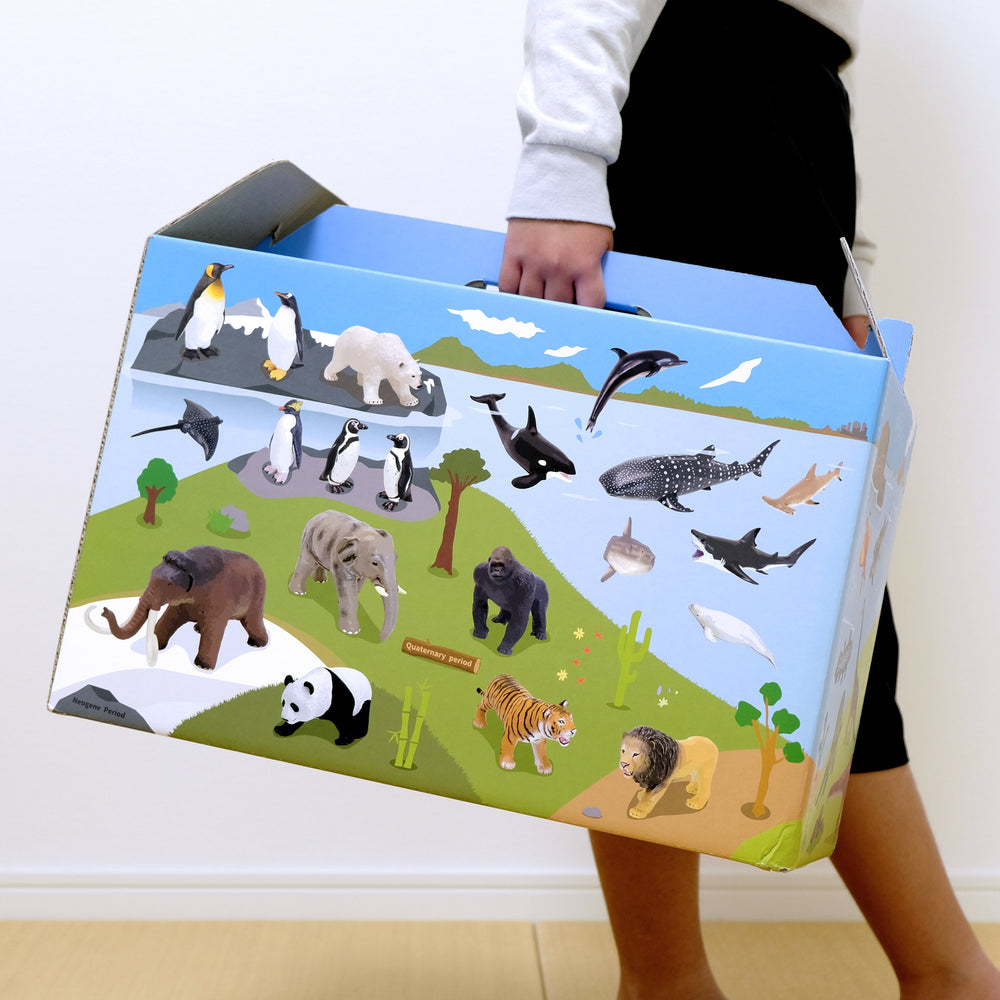 Load image into Gallery viewer, Vinyl Model Popular Dinosaurs 3-Pack