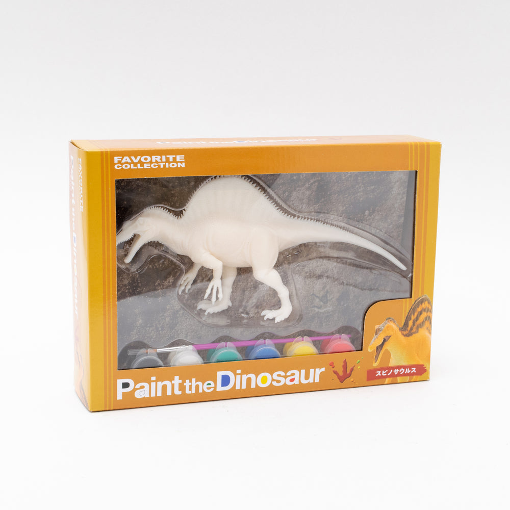 Load image into Gallery viewer, Spinosaurus Paint The Dinosaur