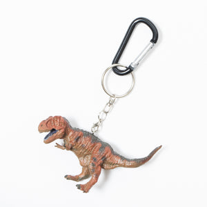 Load image into Gallery viewer, Tyrannosaurus Key Ring