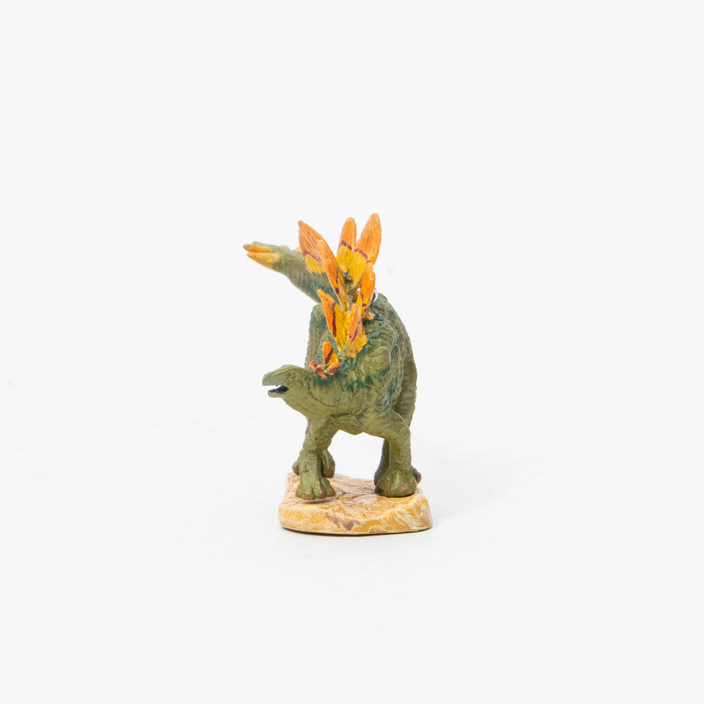 Load image into Gallery viewer, Stegosaurus Key Ring