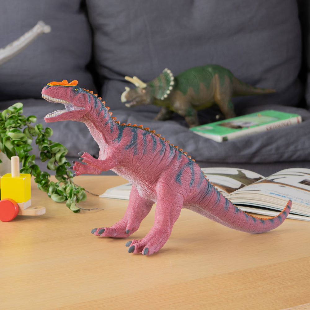 Load image into Gallery viewer, Allosaurus Vinyl Model