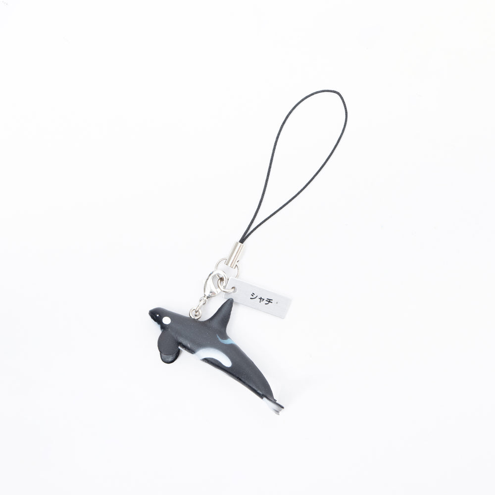 Real Figure Strap Killer Whale
