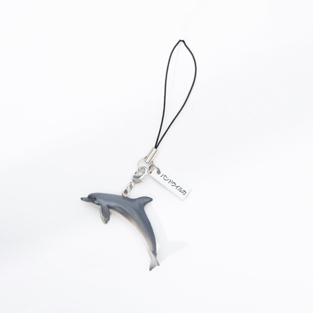 Real Figure Strap Bottlenose Dolphin