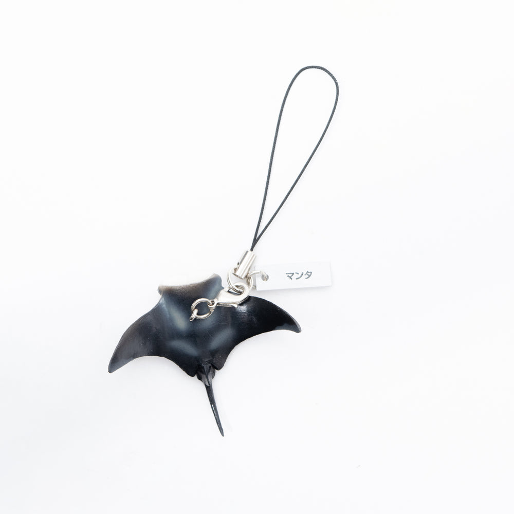 Real Figure Strap Manta Ray