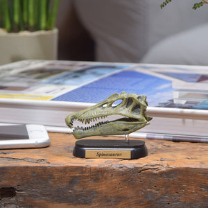 Load image into Gallery viewer, Spinosaurus Skull Mini Model