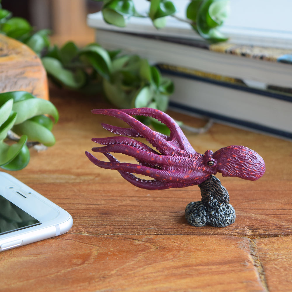Load image into Gallery viewer, North Pacific Giant Octopus Mini Model