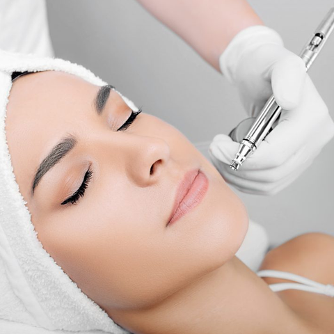 Oxygen  Radiance Facial