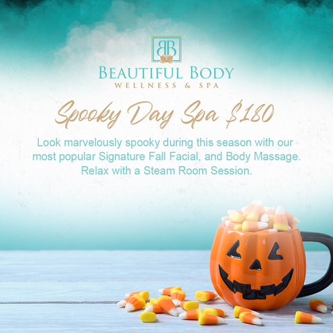 Spooky Day Spa