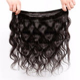 Lakihair 8A Body Wave 1 Bundle Hair Weaving Virgin Human Hair 1 Single Bundle Deals