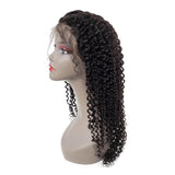Puddinghair Brazilian Deep Curly Lace Front Wig 100% Human Hair