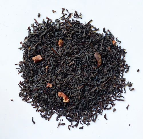 CARAMEL VANILLA BLACK TEA