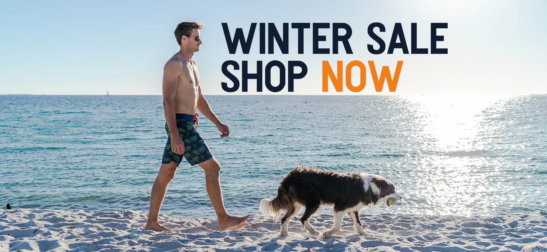 South Beach Boardies made from recycled plastic bottles, winter sale