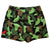 MENS STRETCHY TRUNKS from Recycled Plastic Bottles, CAMMOFLOCK, back, by South Beach Boardies, ws