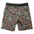 Mens Surfer Boardies by South Beach Boardies in Kaleidoscope print. Made from recycled plastic bottles, back