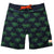 Mens Surfer Boardies from Recycled Plastic Bottles, Leafy Seadragon, front
