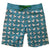 Mens Surfer Boardies from Recycled Plastic Bottles, Seagulls, front, by South Beach Boardies, ws