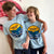 South Beach Boardies is a family business. Here are some our our kids in  Clean Seas Please Dolphin Tail T-shirts