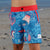 South Beach Boardies Kids Going Out Boardies recycled plastic Godzilla front view