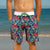 Board Shorts Mens Surfer Boardies recycled Sweet Pineapples Front pockets
