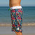 BORAD SHORTS Mens Surfer Boardies recycled Sweet Pineapples side