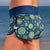 SBB Womens Cute Butt Boardies from recycled plastic bottles In Bloom, side view