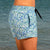 SBB Womens Summer Shorts Boardies recycled Quechua right side view