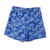 South Beach Boardies Kids Retro Trunks Palmageddon back, made from recycled plastic bottles