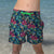 South Beach Boardies Kids Retro Trunks Sweet Pineapples beach