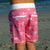 South Beach Boardies Kids Going Out Boardies recycled plastic I Love Dragonflies back view