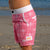 South Beach Boardies Kids Going Out Boardies recycled plastic I Love Dragonflies left side