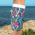 South Beach Boardies Kids Going Out Boardies recycled plastic Sweet Pineapples side view