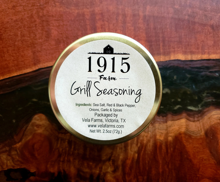 Seasoning - 1915 Farm