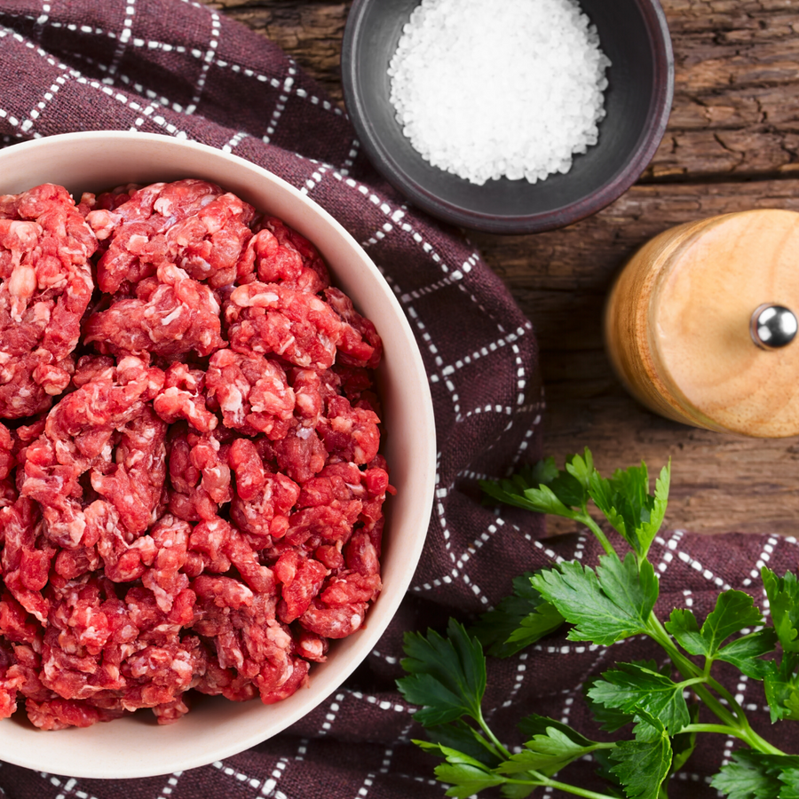Grassfed Ground Beef w/ Liver & Heart