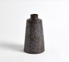Load image into Gallery viewer, Bronze Taper Vase