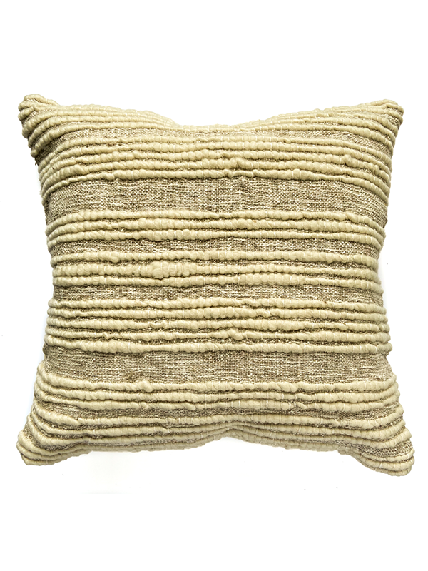 Striped Loop Pillow