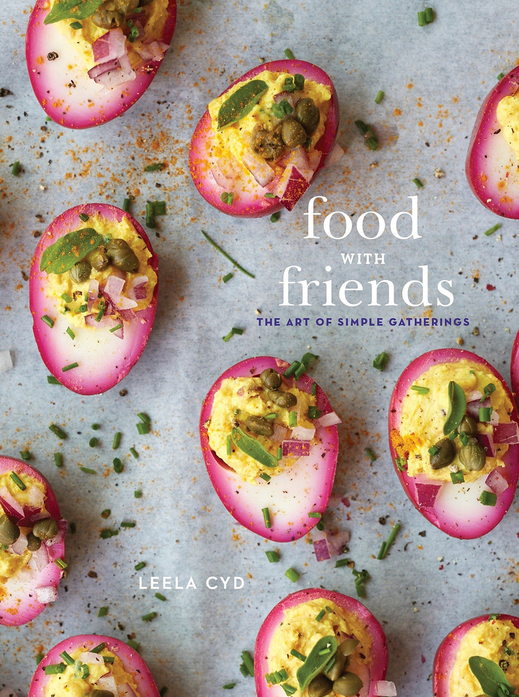 Food with Friends Cookbook