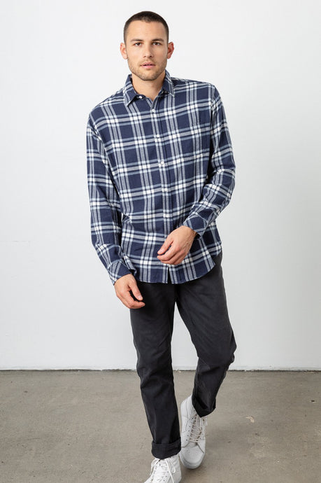 Lennox Button Down