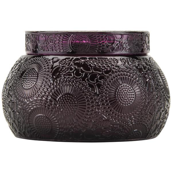 Santiago Huckleberry Chawan Bowl Candle